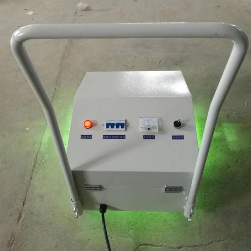 手推车式地面修复红外线烘干机 石材翻新uv光固化机