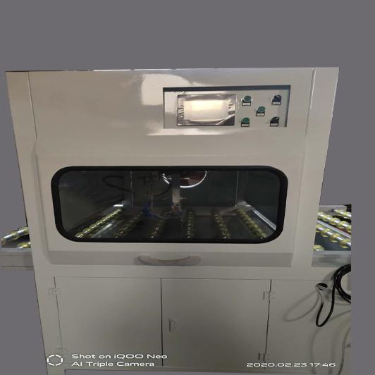 2020款智能水晶喷涂机器